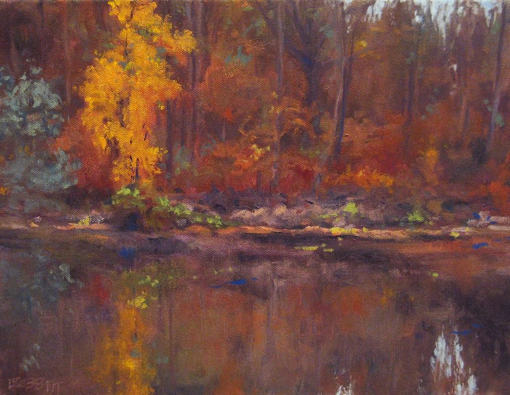 Babbitt Fall Afternoon Sun fish Lake 1-1.jpg