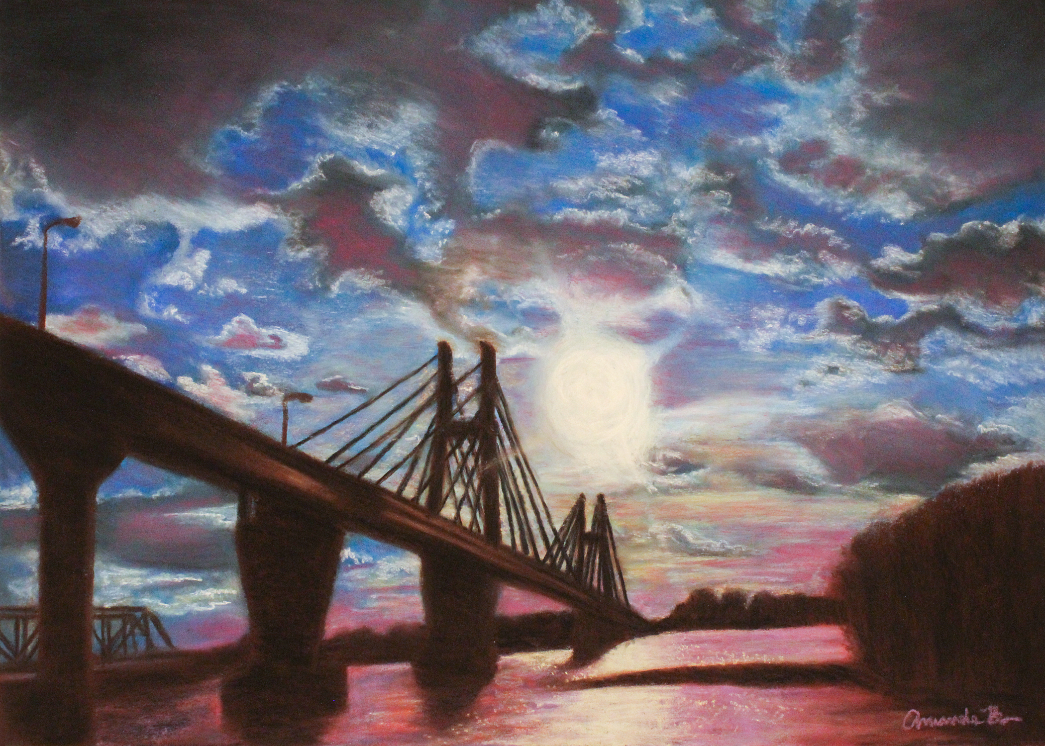 Quincy Bridge Final, Sharpened and Brightened, 5x7 without border - Amanda Brown.jpg