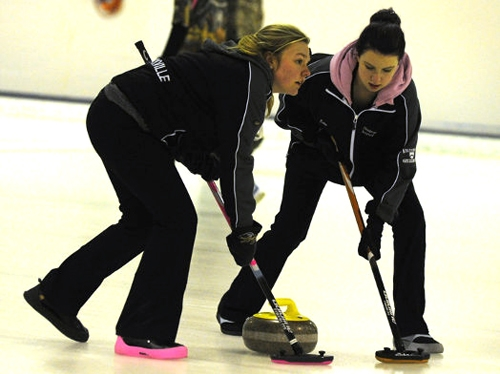 BCI's Curlers in 2013-2014