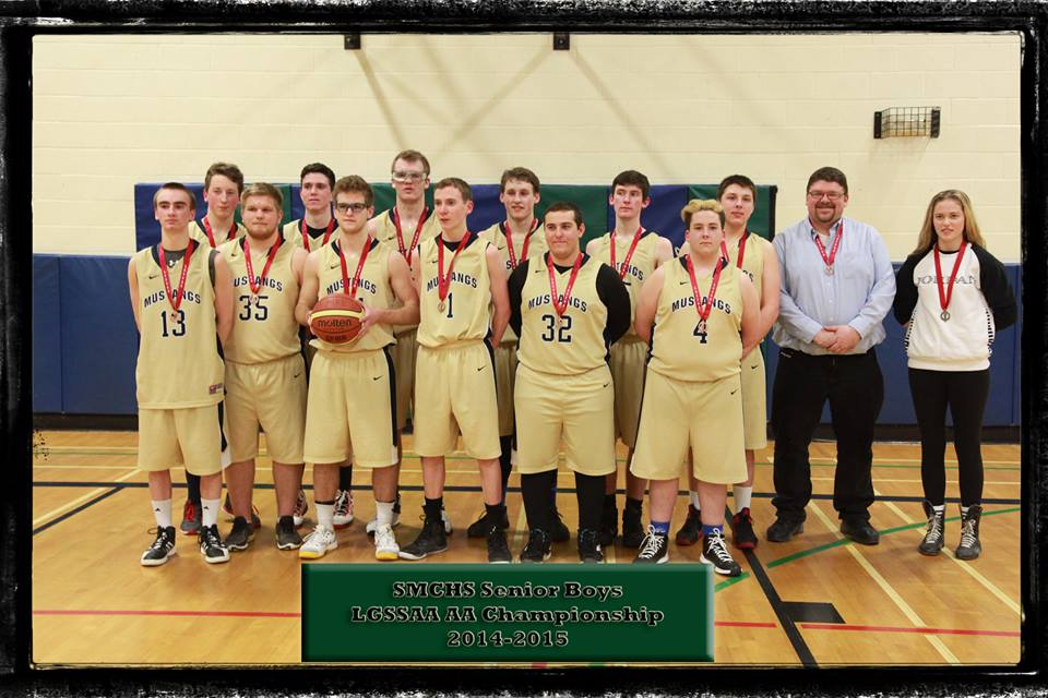 2014-2015 AA Sr LGSSAA Champs: St. Mike's