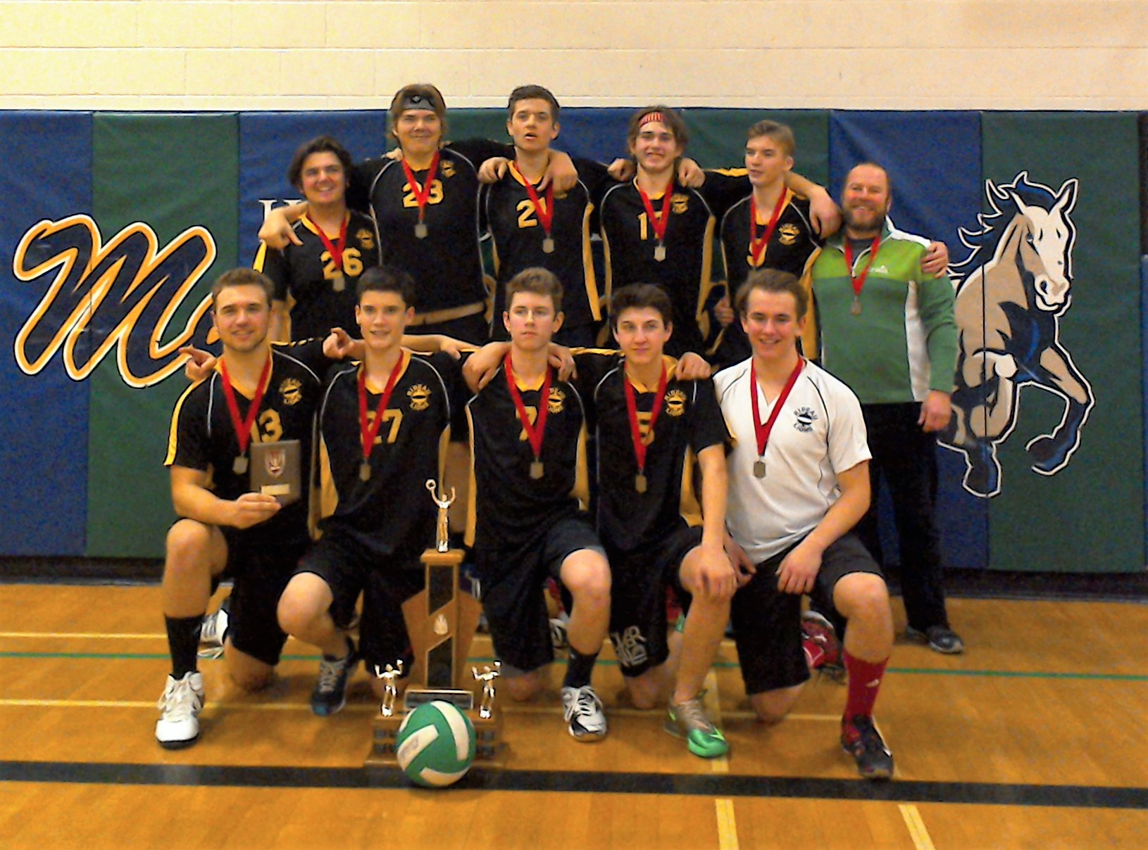 Rideau EOSSAA A Champs 16-17