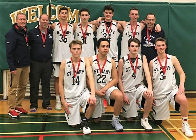 St Mary: LGSSAA A Champs 18-19