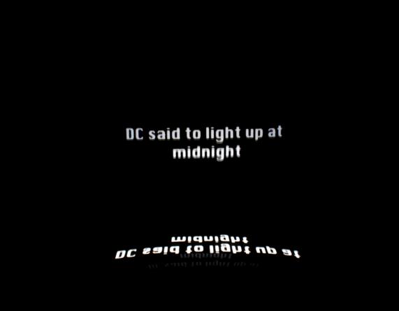 DC Lights Up!