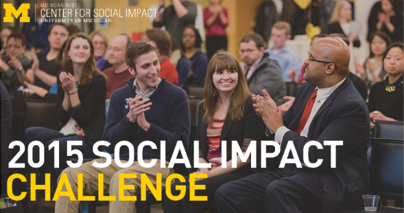 2015 Social Impact Challenge