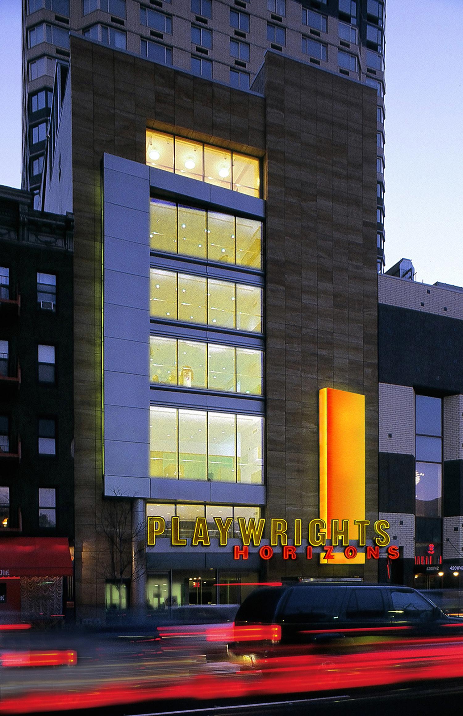42nd Street facade