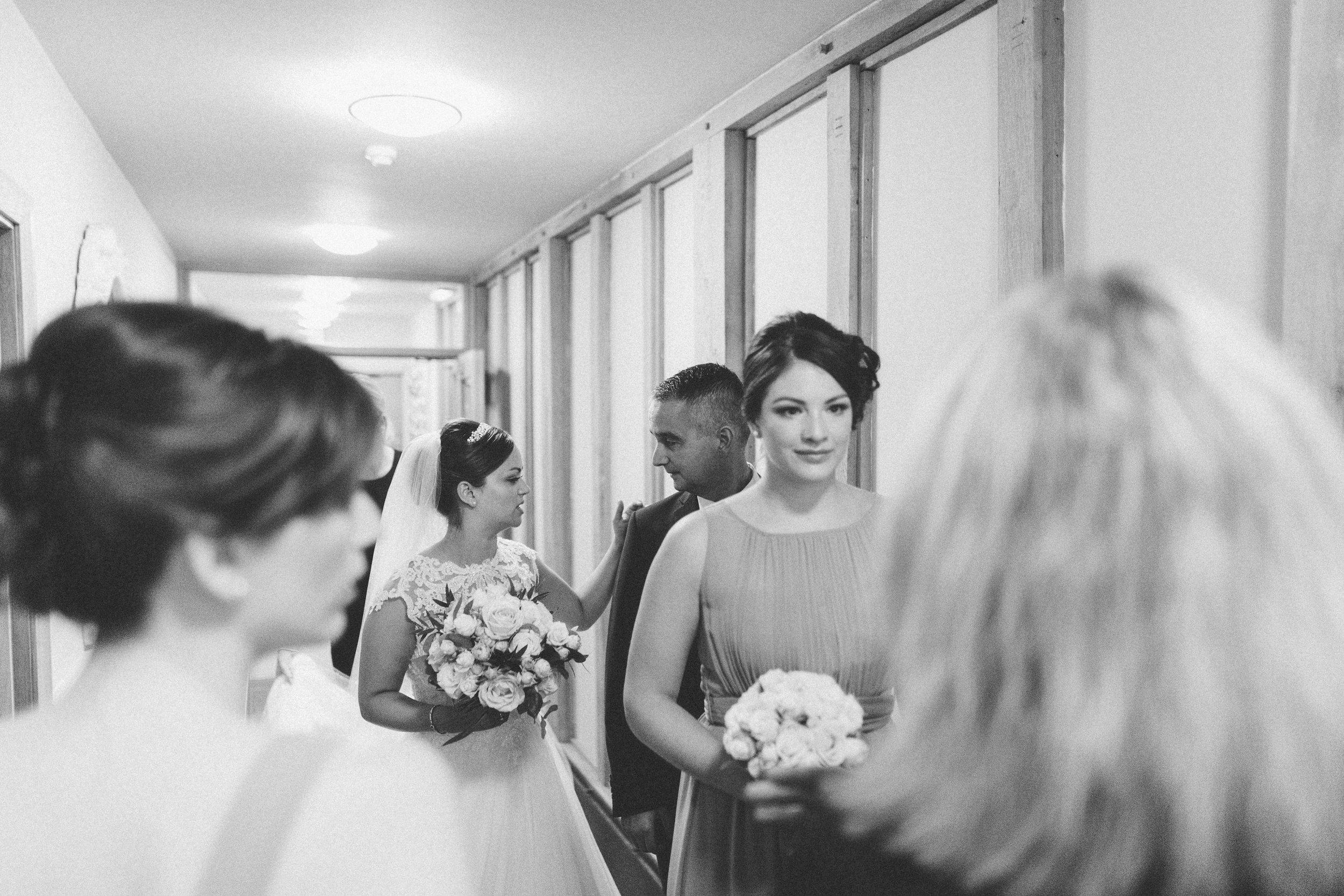The Oak Tree Of Peover Wedding Photographer