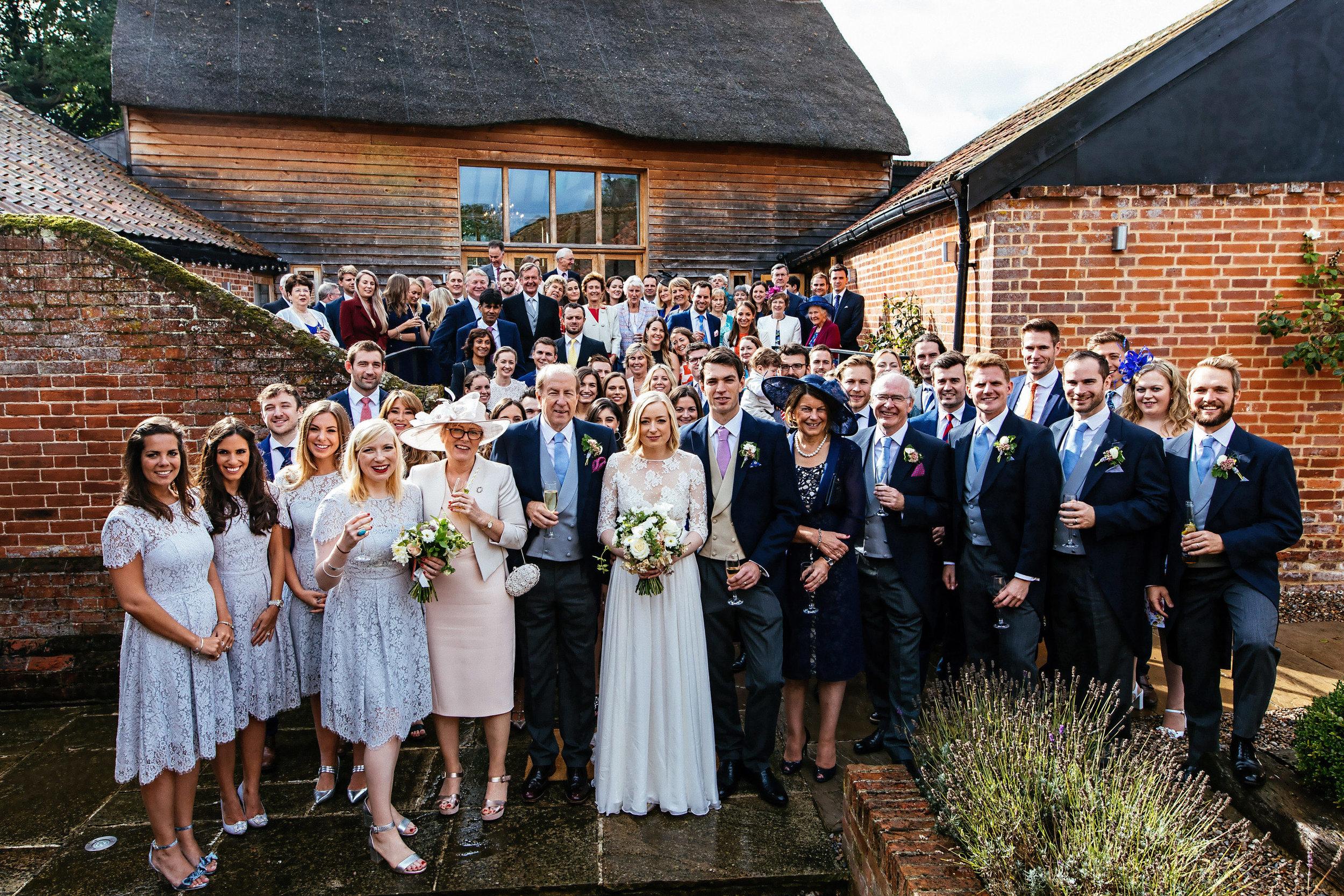 White Dove Barns Suffolk - Wedding Photographer 0117-1.jpg
