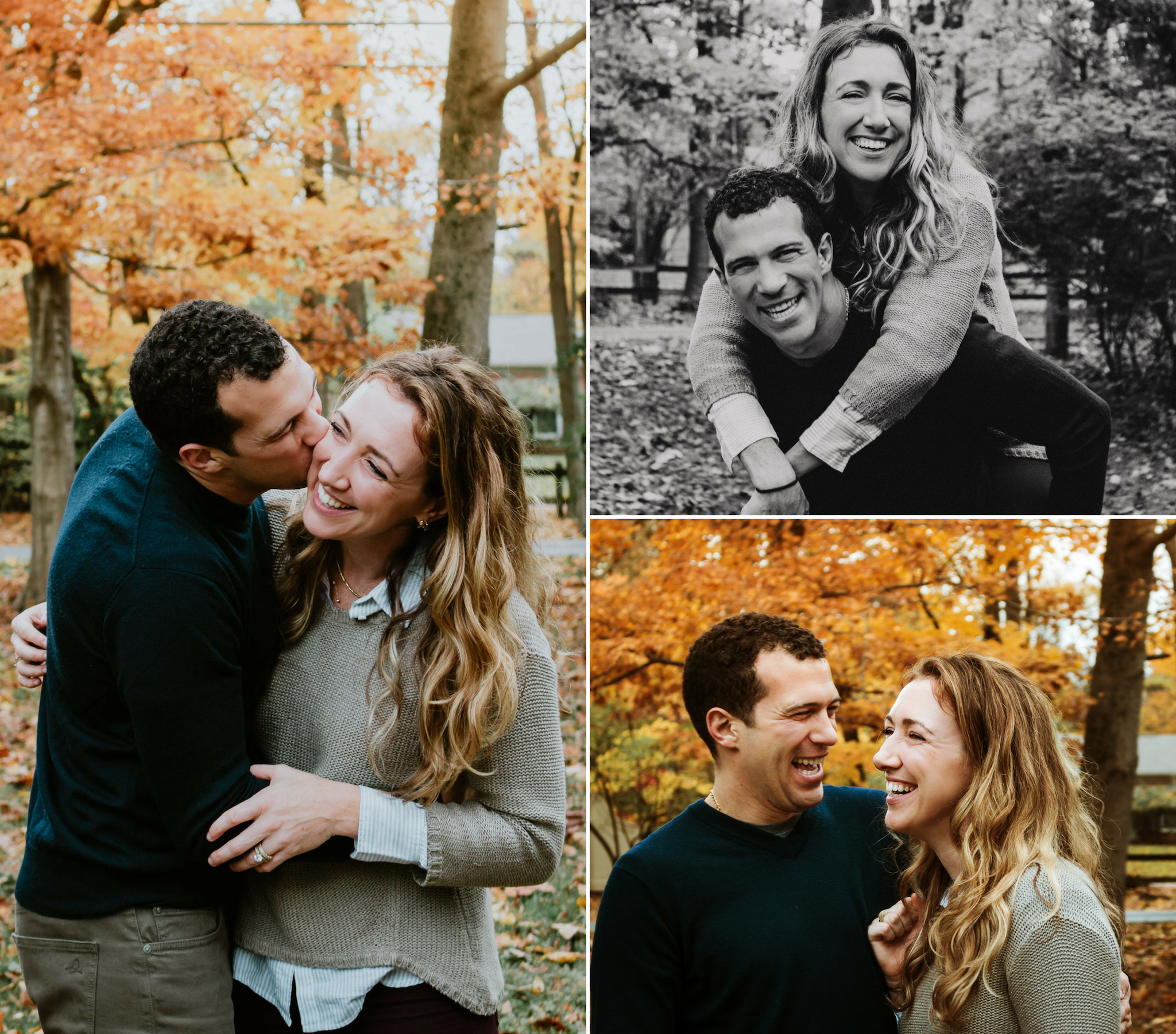 Fall Couples Photos | Lauren Alexandra Photography