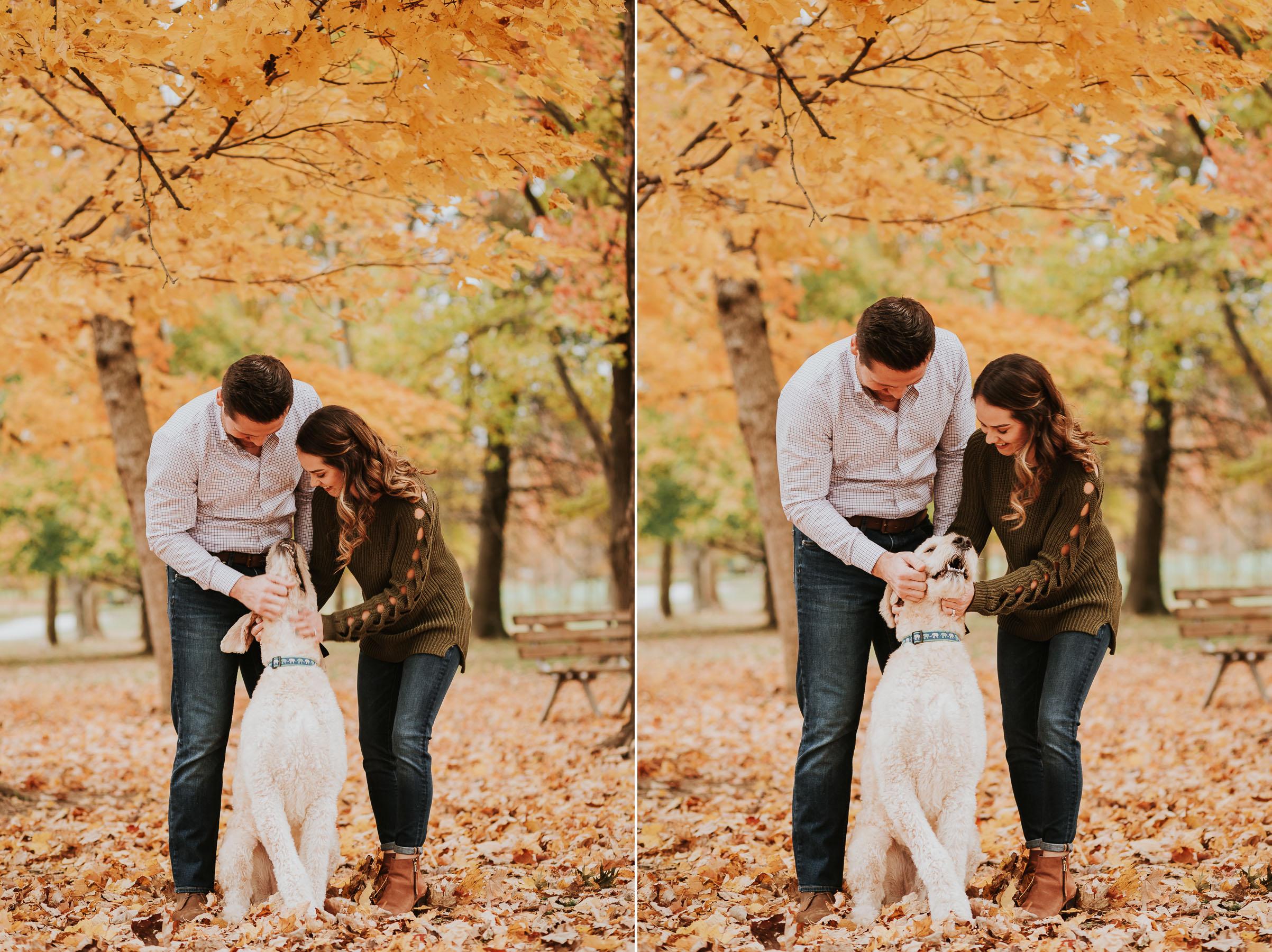 Louisville Fall Family Photos
