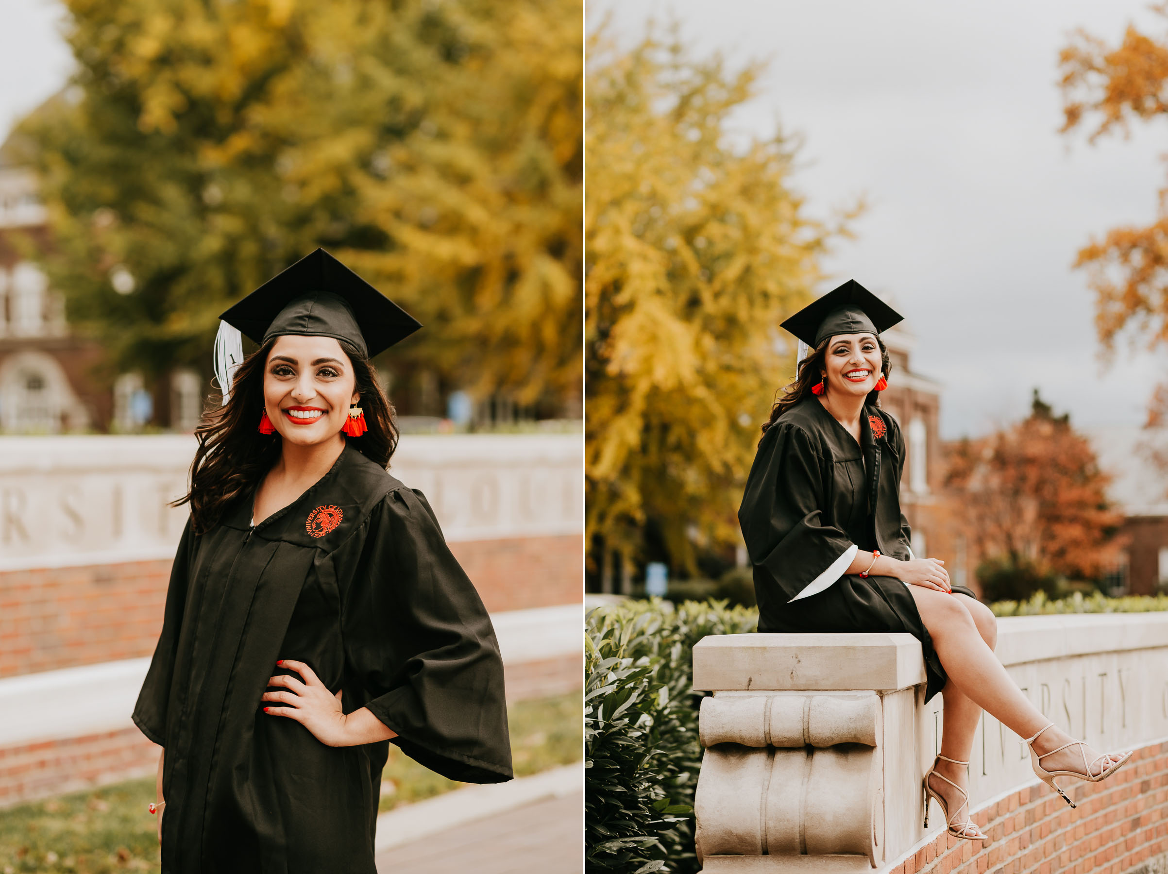 University of Louisville Graduation Photography