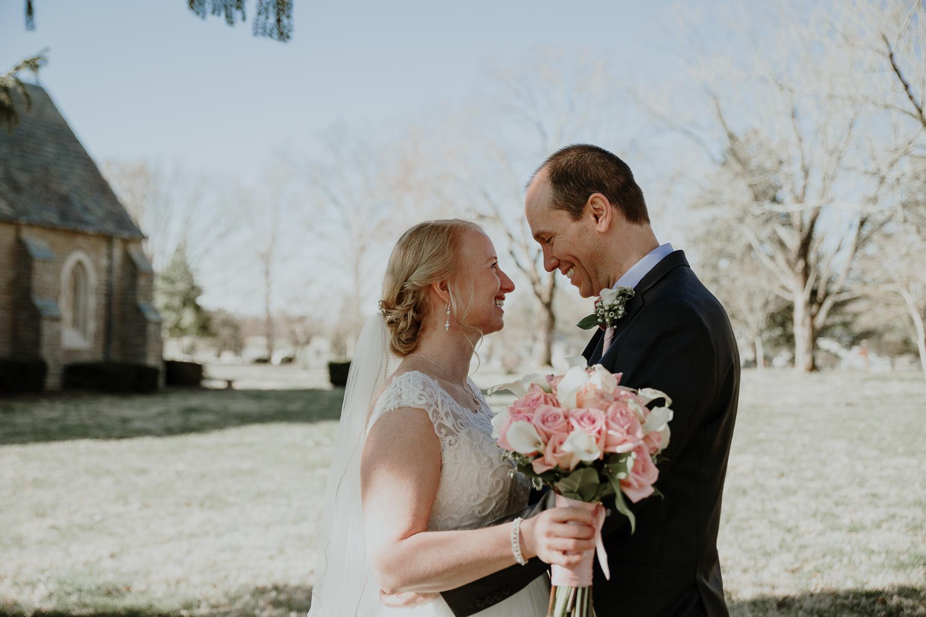 Lauren Alexandra Photography | Duncan Memorial Chapel Wedding