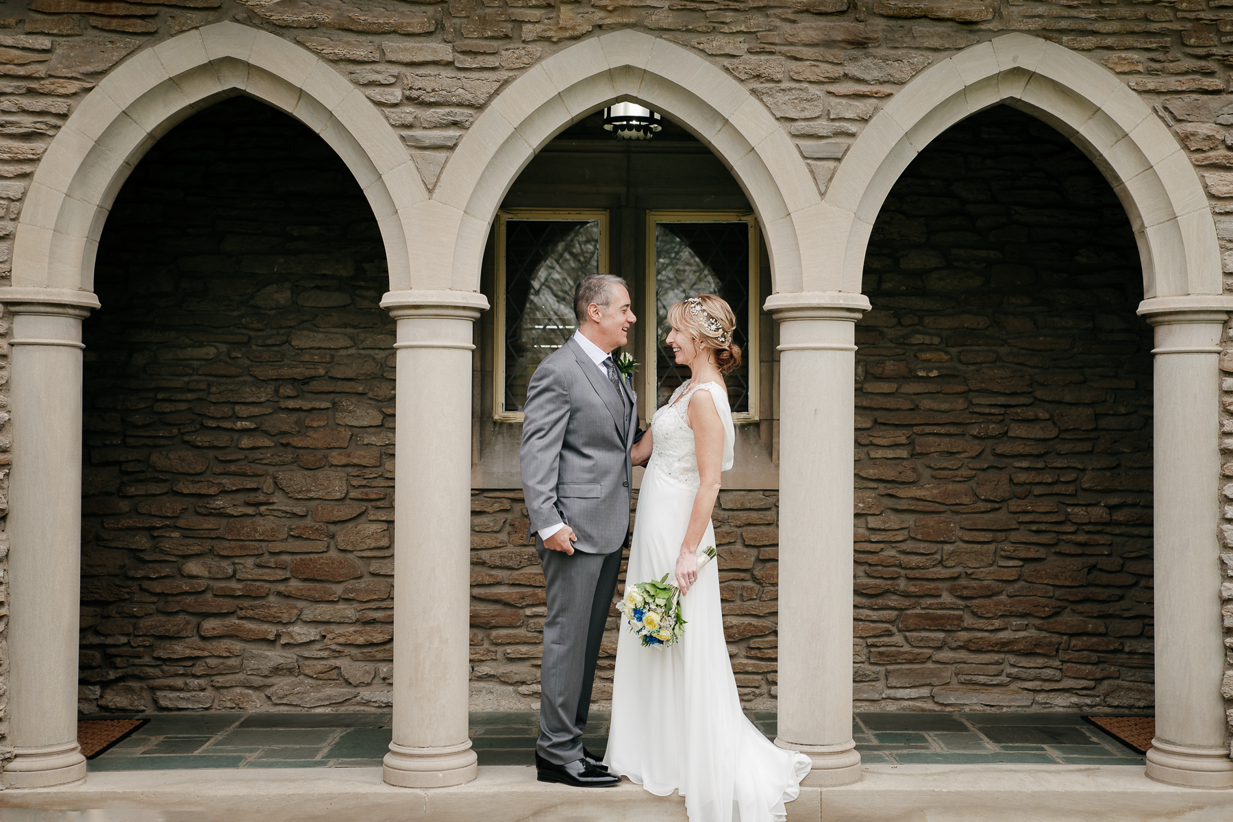 Duncan Memorial Chapel Elopement by Lauren Alexandra Photography