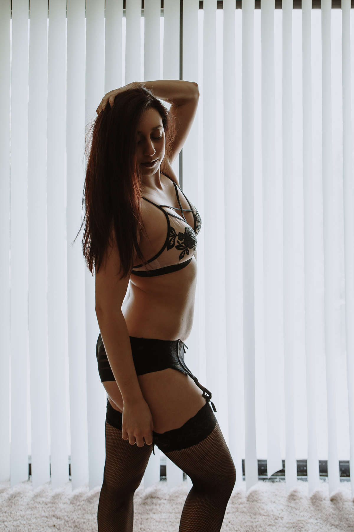 Louisville boudoir photo by Lauren Alexandra Photography