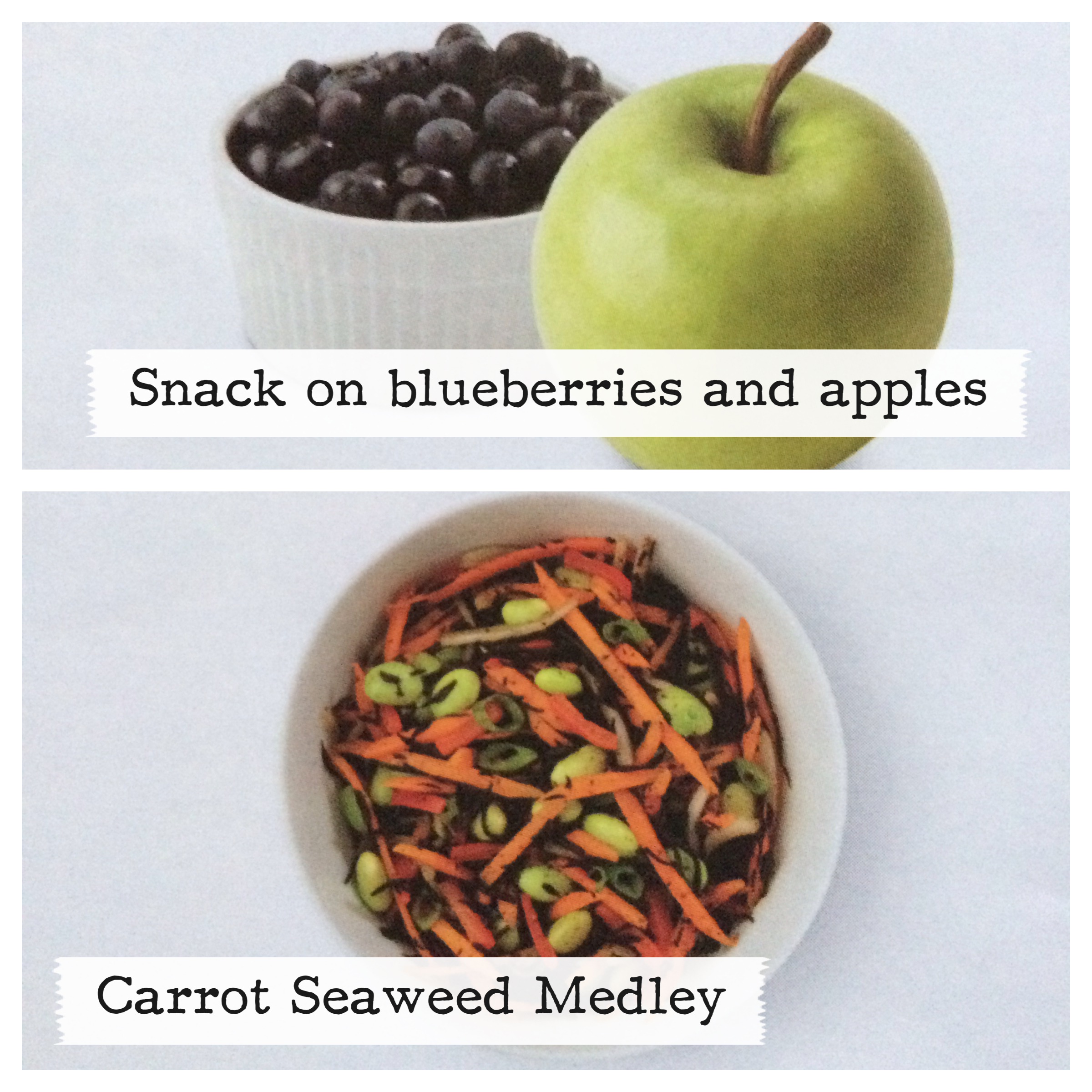 Carrot Seaweed Medley quickly became one of my favorite recipes.