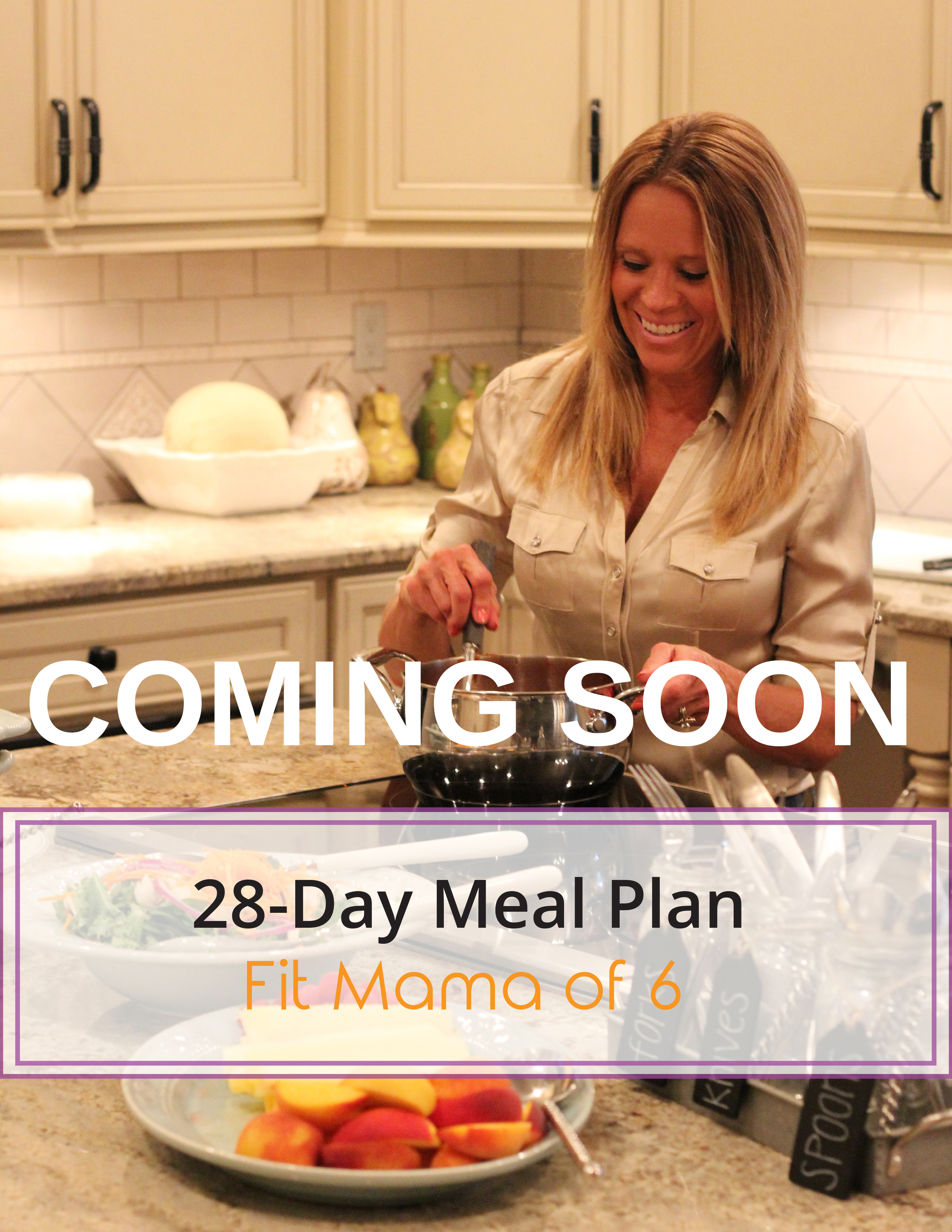 Fit Mama of 6 Guide - stay tuned!