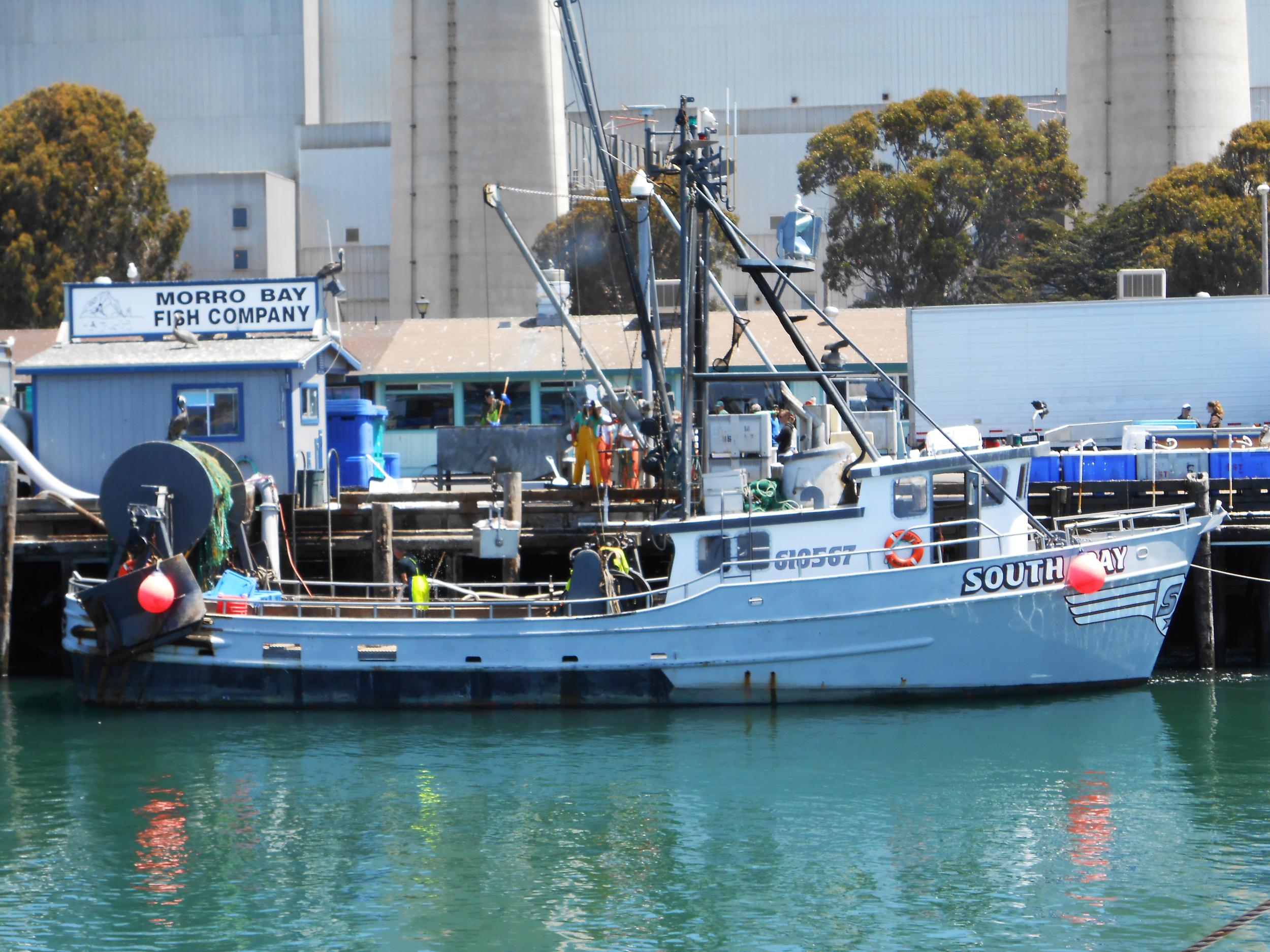 South Bay Fishing Vessel