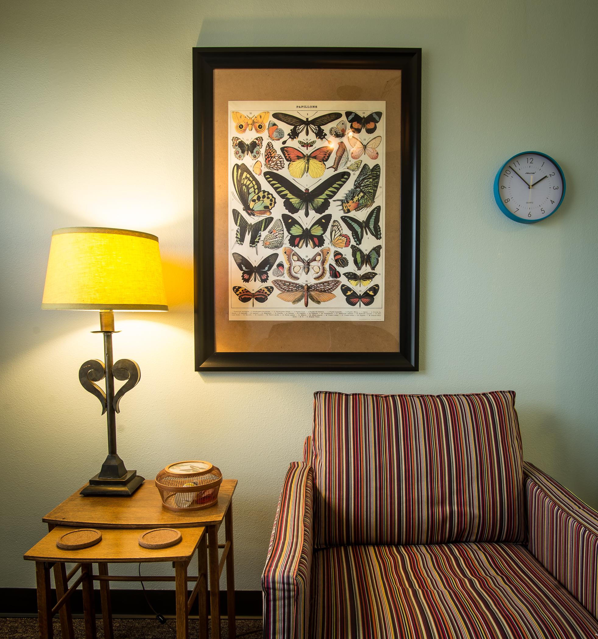 Butterfly Room, 5025 Shoal Creek, 78757