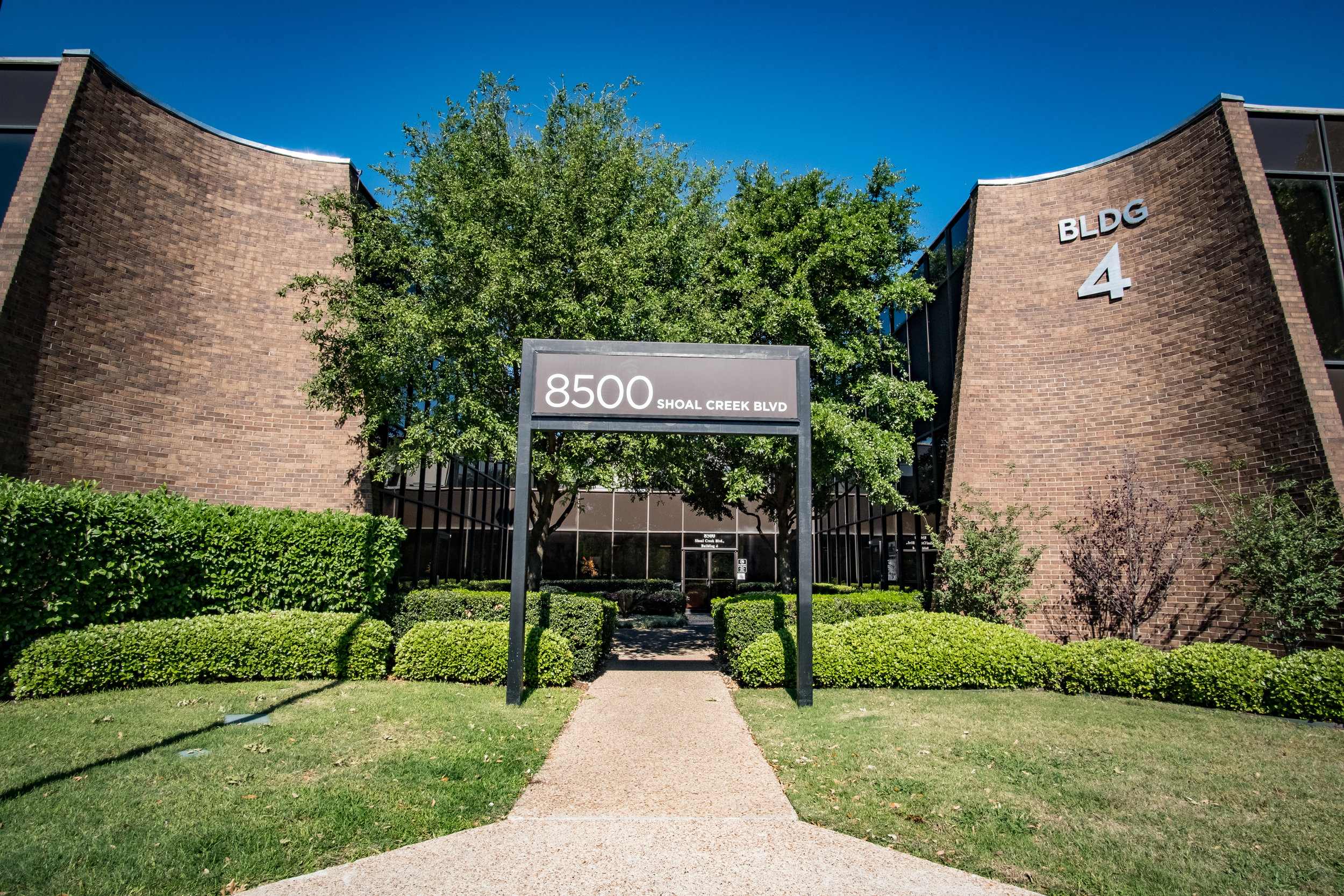NORTH: 8500 Shoal Creek, Bldg. 4, #202