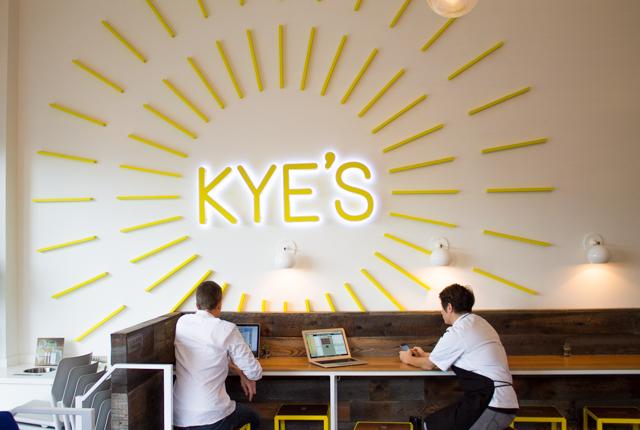 Kye's sunburst