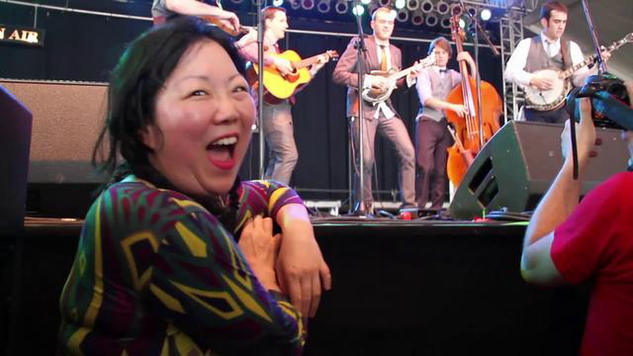 "Margaret Cho ""Baby I'm With The Band"""