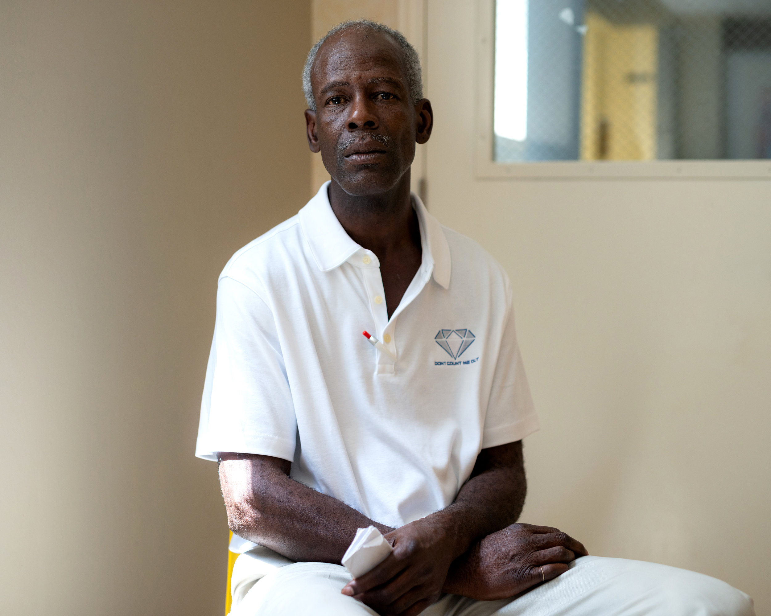 """NPR's Ina Jaffe reports from Georgia on the non-profit, Spread The Vote.    """" Jimmy Lockett spent 30 years in Atlanta 'running the streets,' as he put it — panhandling, doing drugs and working odd jobs off the books. It was the only kind of work he could get without an ID. He hadn't had one in decades. Now he does…It's hidden like a precious jewel deep in his pocket. """""""