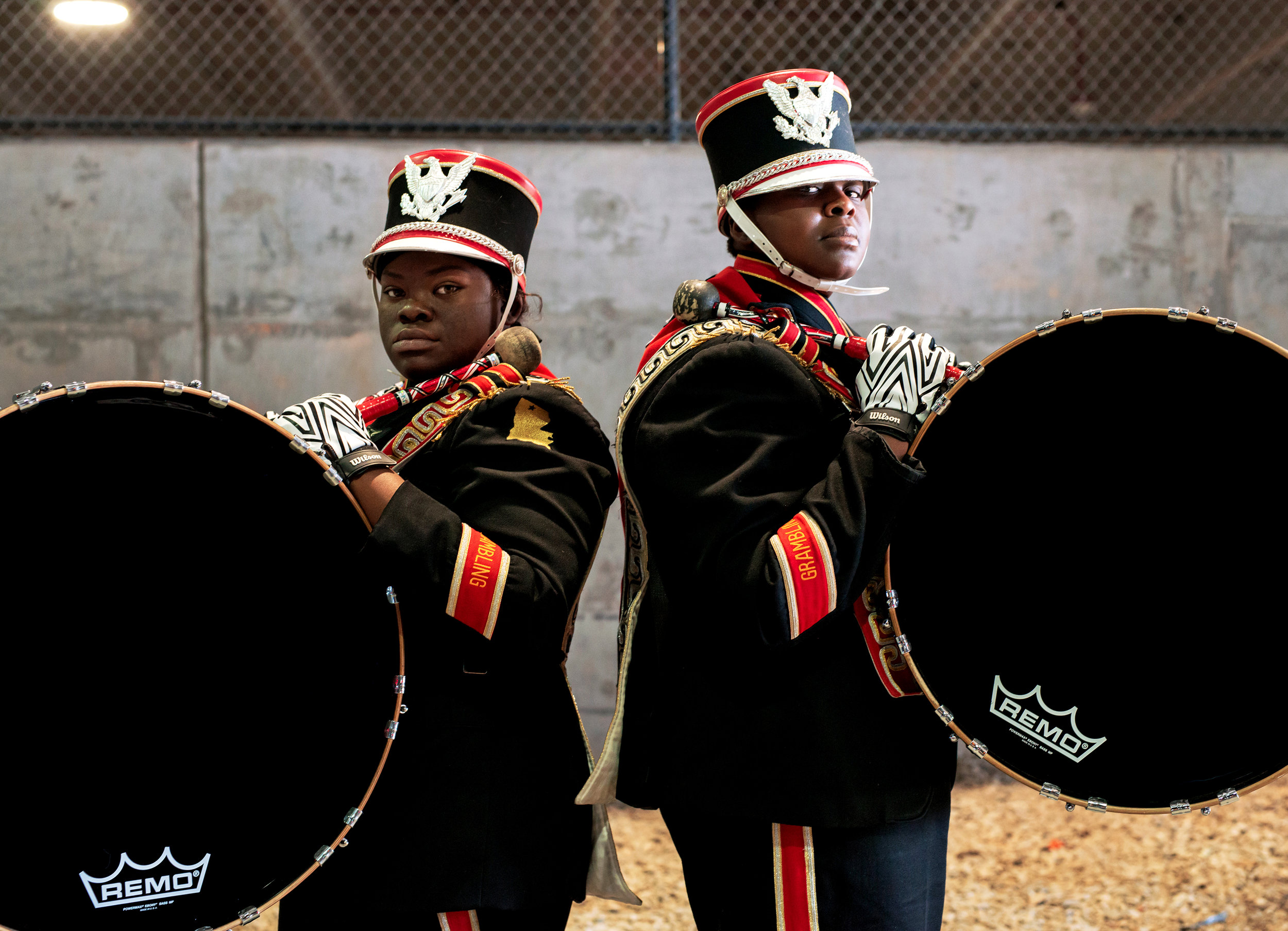 Grambling State Marching Band for  The Undefeated