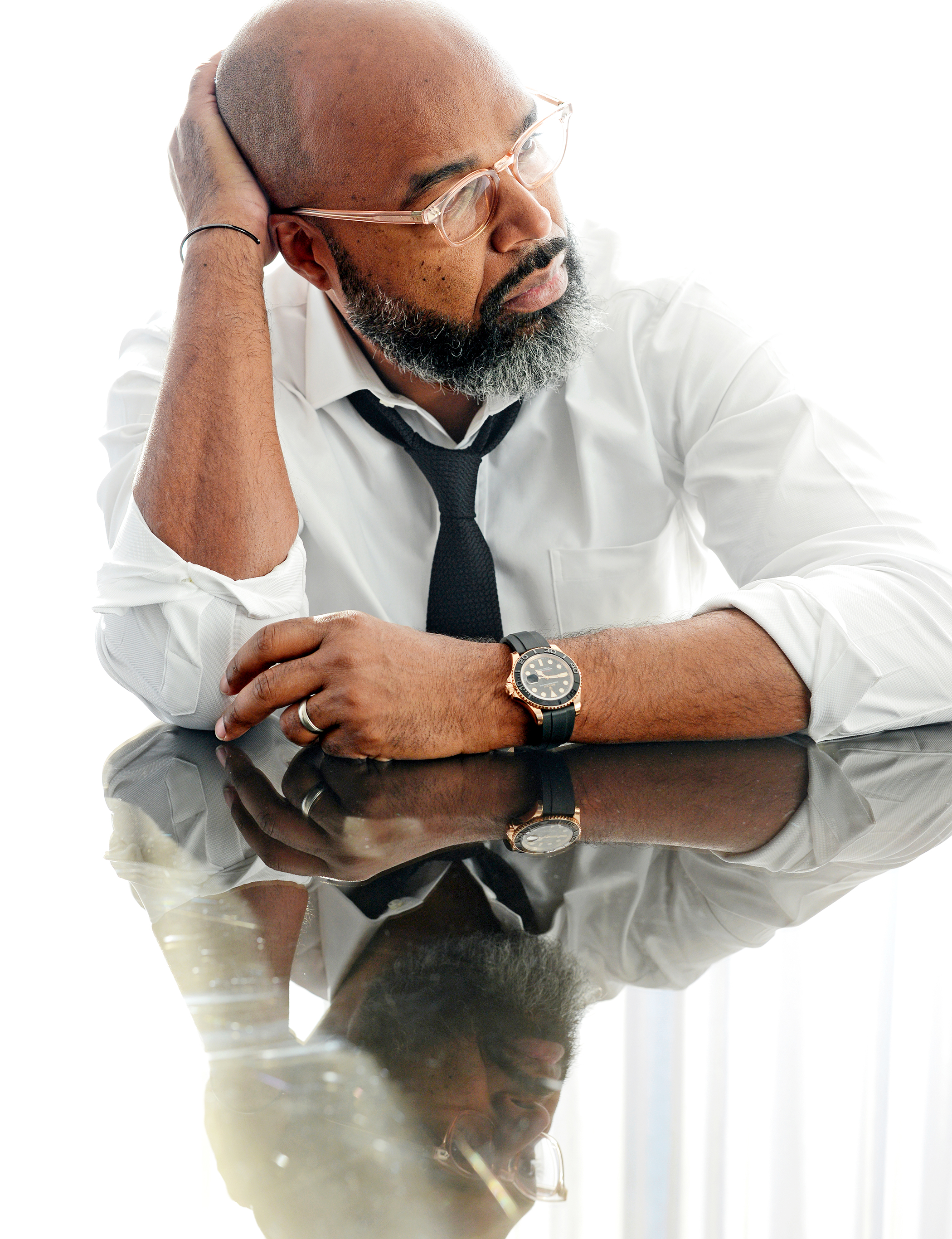 Salim Akil for  The New York Times