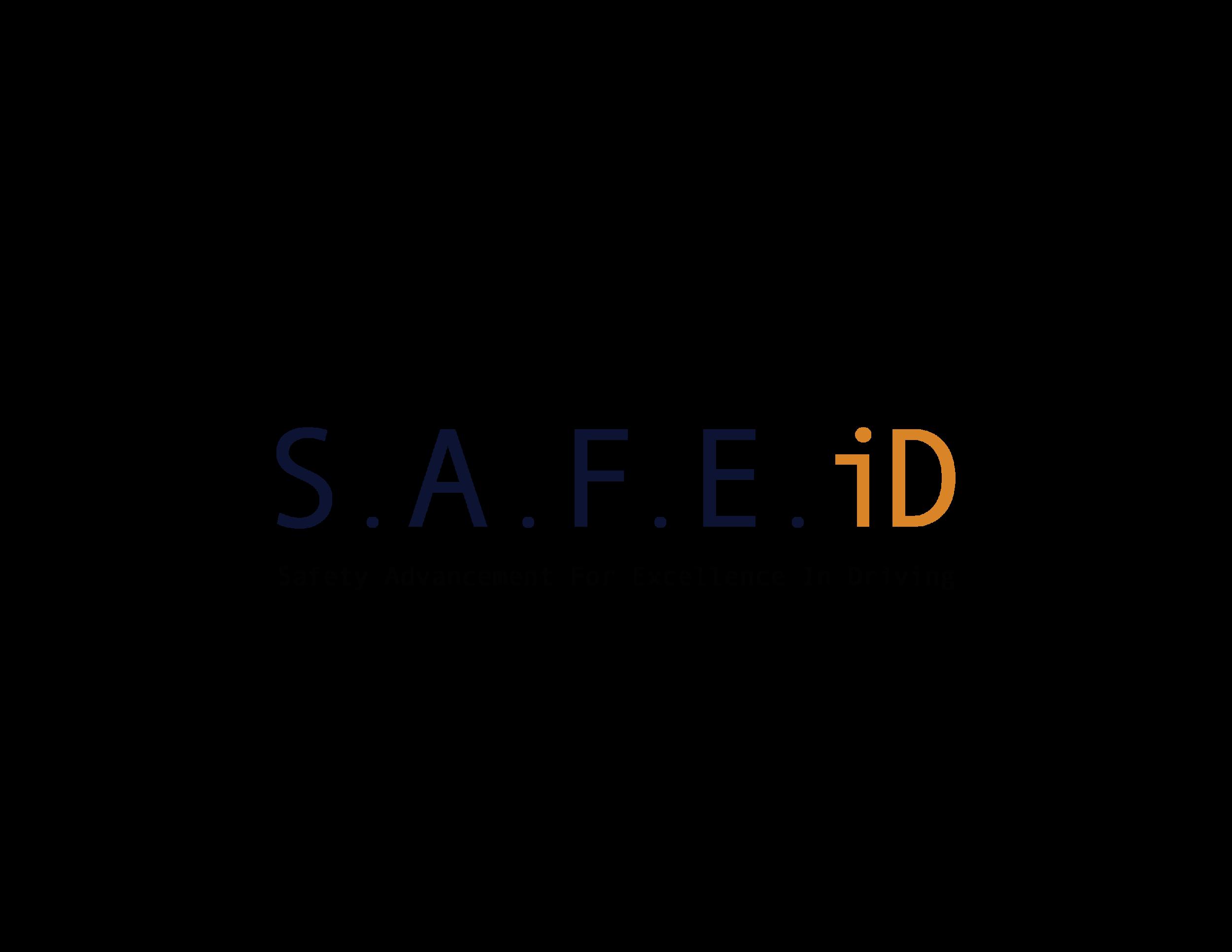 S.A.F.E.I.D. Logo (Blue and Orange).png