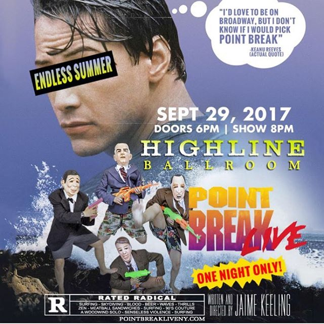 WE BACK NYC! Just announced! @highlineballroom Fri Sept 29 tix: http://bit.ly/2rAkKQQ