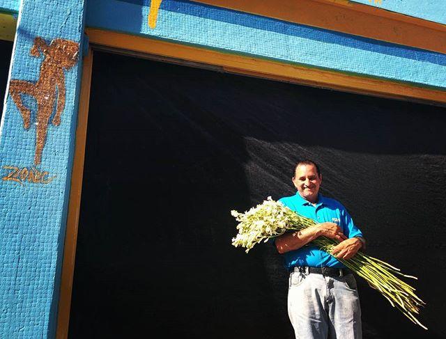Flower man, #calleloiza #santurce #sanjuan #puertorico