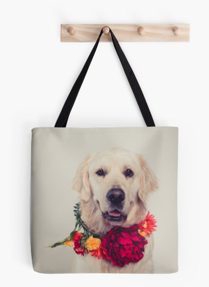 Gift yourself - You even have the option of one of these photographs on a cute tote bag