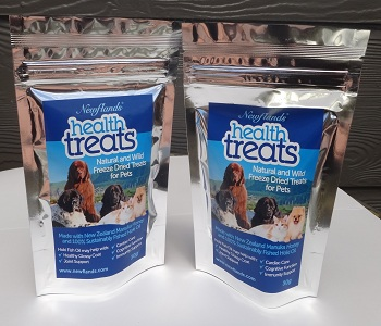 Newflands Health Treats - No need to worry about too many treats with Health Treats