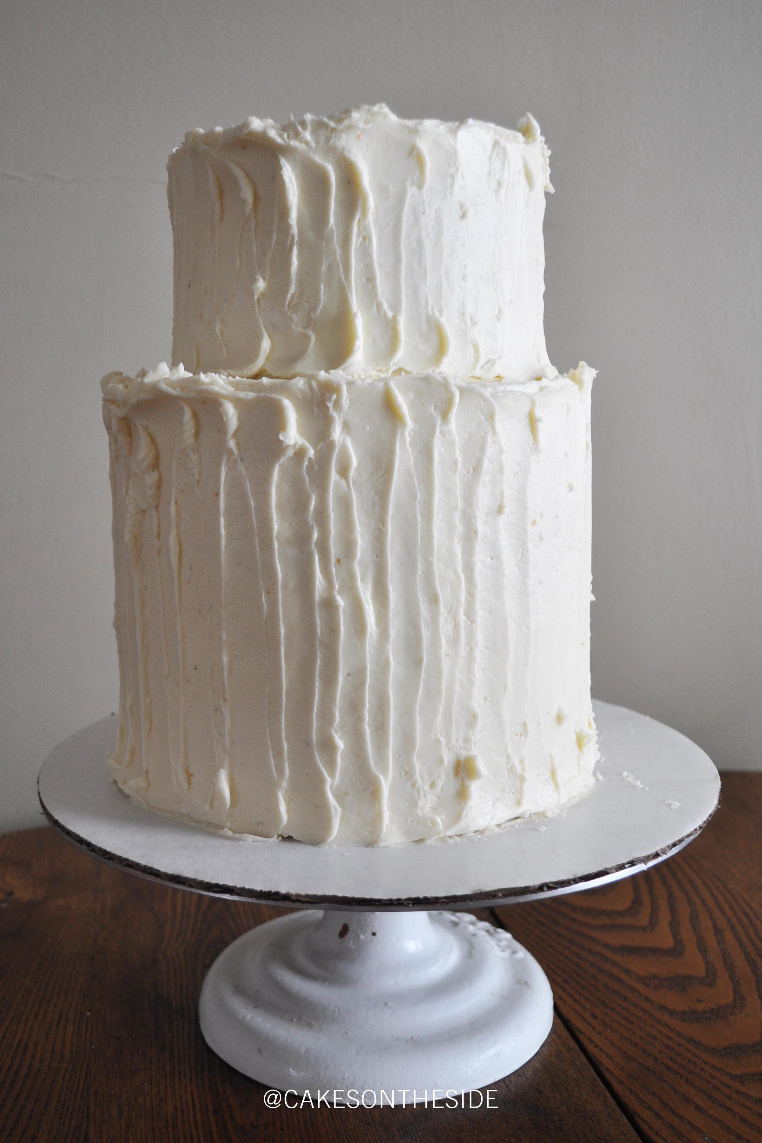Wedding Cake Trio - 2