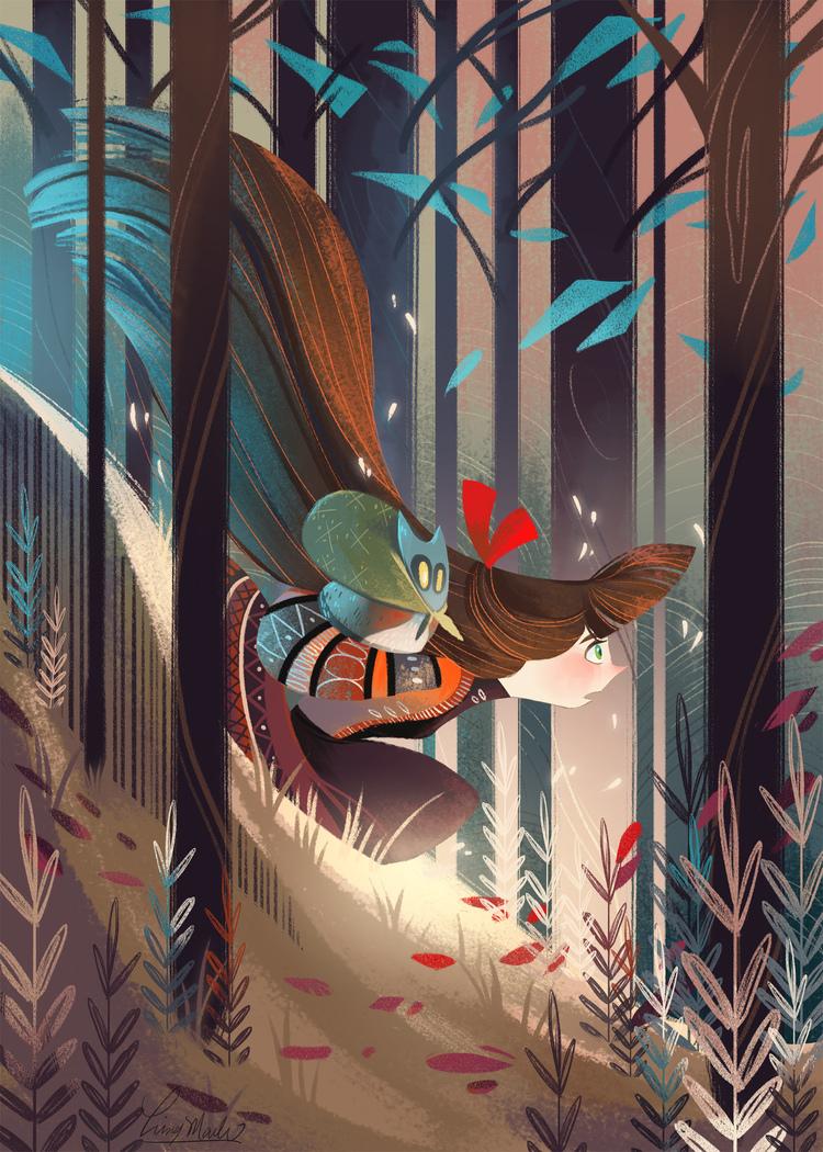 LissyMarlin_Magic+forest.jpg