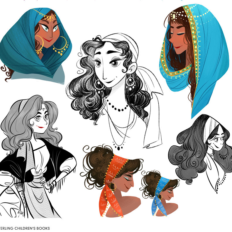 Sterling_MiraTellsTheFuture_Character+Exploration_Mom3.png