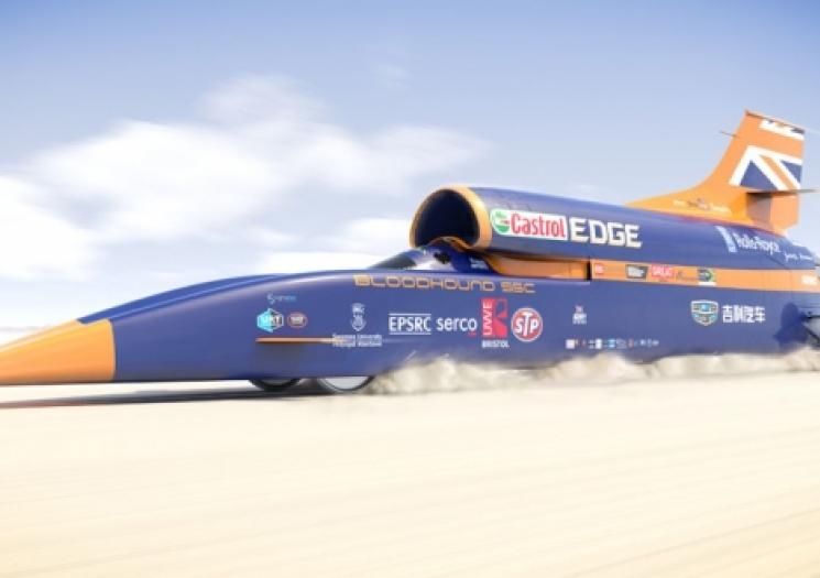 6. Bloodhound Supersonic Car Trial Run - If you're feeling the need, the need for speed, watching the first test of the Bloodhound Supersonic Car is the event for you.The test will take place at Newquay Aero Hub and will see the car be driven up to dizzying speeds of 200mph as the car is tested before it goes off to set a land speed record of 1000mph.This is a huge engineering feat with the purpose of not only setting a new world record but more importantly to inspire a new generation of young people to engage with science, technology, engineering and maths (STEM) in an exciting and innovative way.Certainly worth your time as its a once in a lifetime event!More info:www.bloodhoundssc.com/?utm_medium=referral&utm_source=visitcornwall.com&utm_campaign=listing