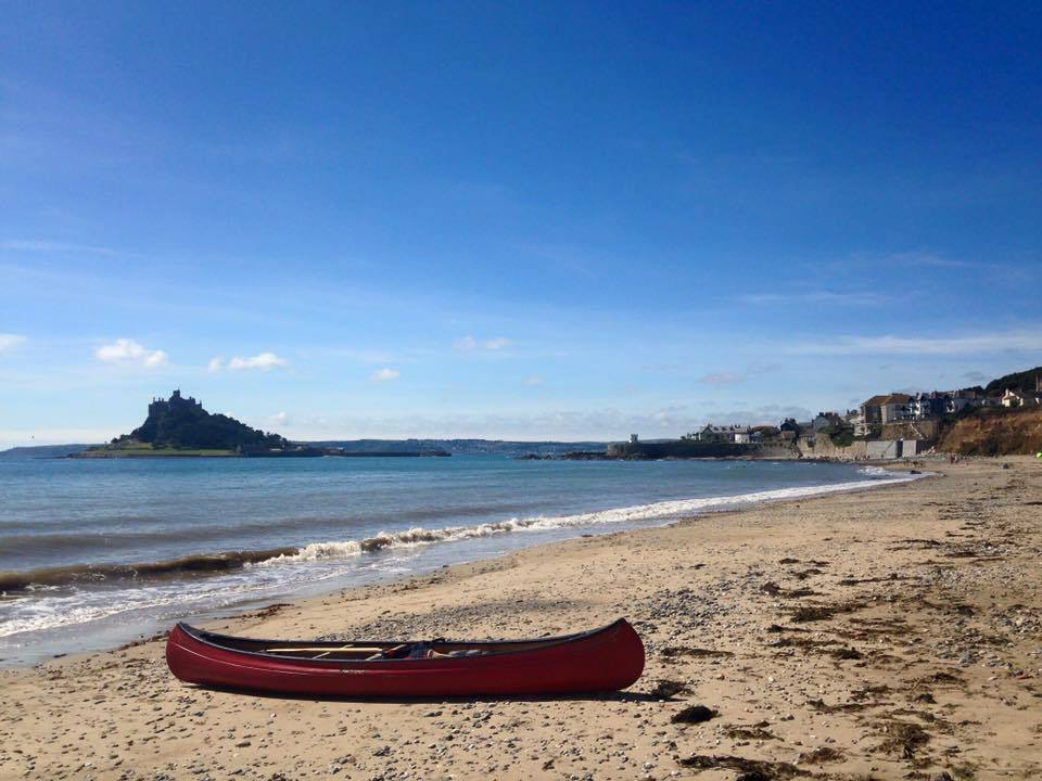 Steps Beach, Marazion  -