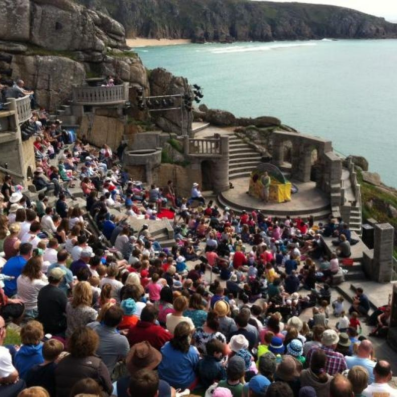 1. The Minack Theatre - As the weather gets better, one of the world's most famous outdoor theatres truly comes to life.Jesus Christ Superstar: May 28th-Jun 1stHamlet, The Prince Of Denmark: June 4th-8thJourney's End: June 18th- 22thJane Austen's Sense and Sensibility: June 25th-29th