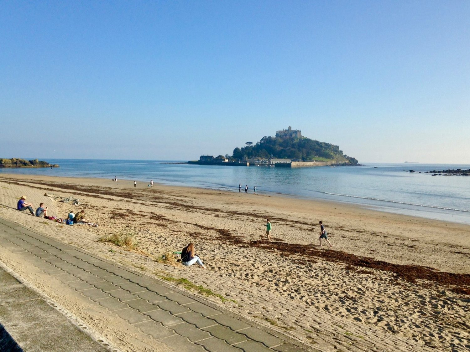 The 'Ruff Guide' - Dog Friendly Marazion — St Michael's