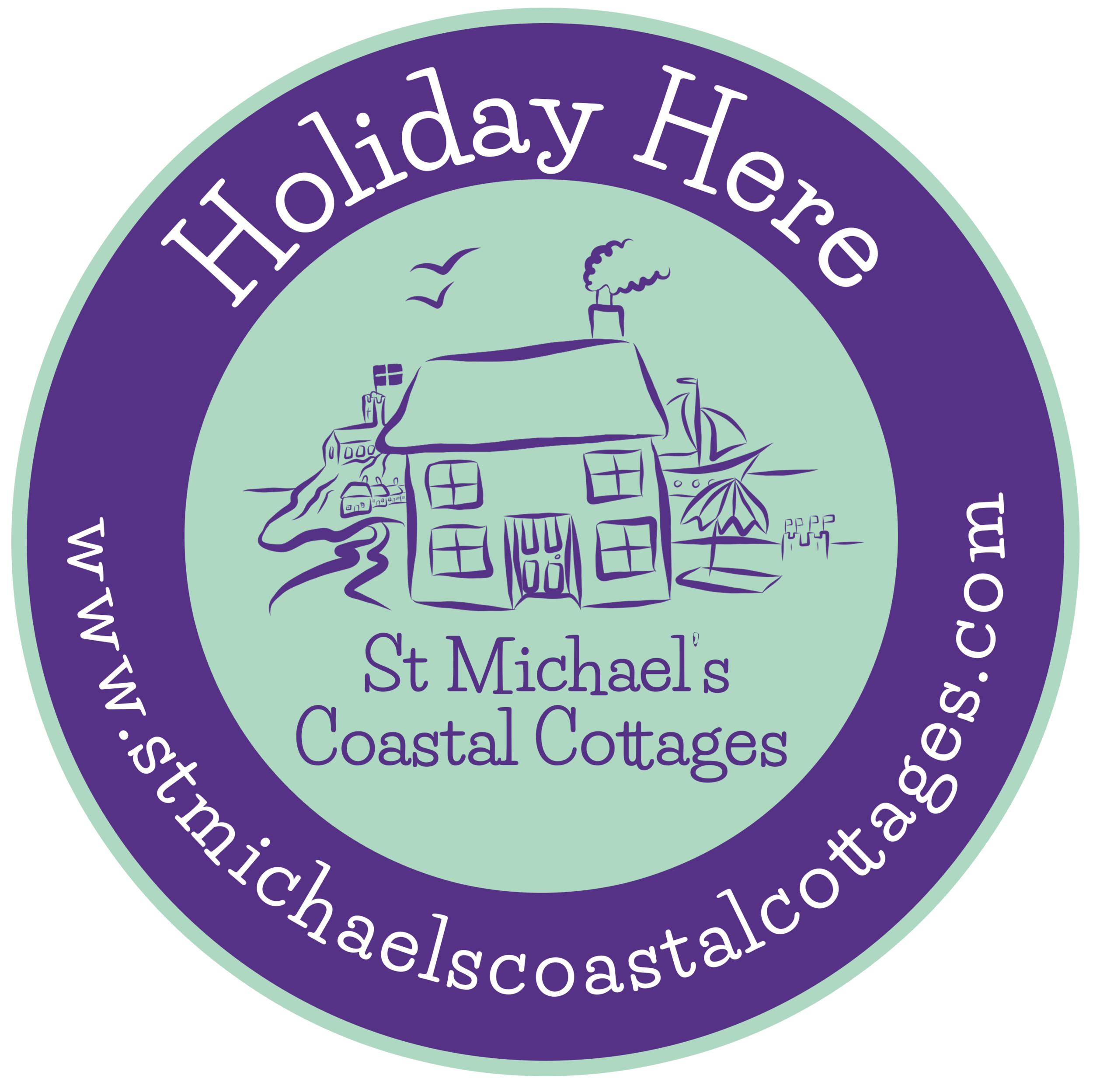 Holiday Here sticker.png