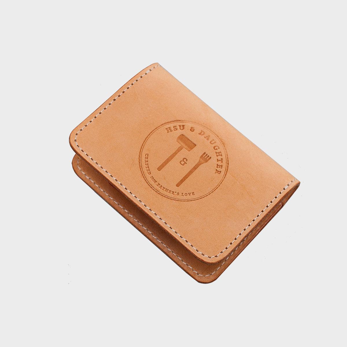 極簡名片夾Card Holder NT$ 1,280  HDB2001