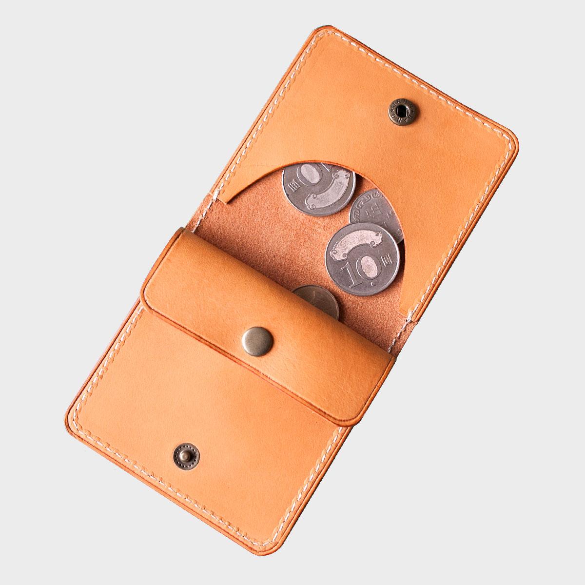摺蓋零錢包 Flip Coin Case    NT$ 1,880  HDB1016