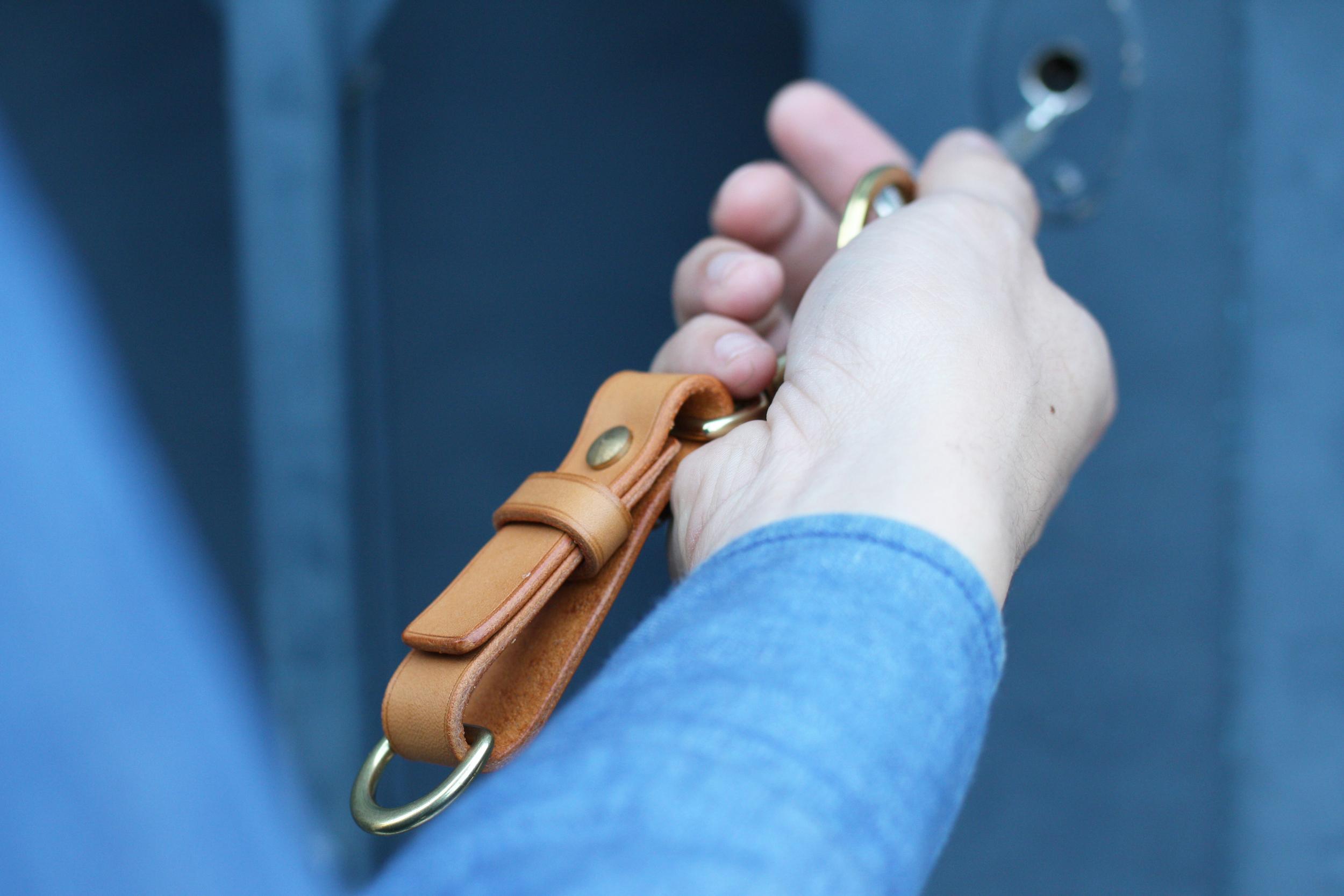 腰帶鑰匙圈(長) 課程: ✕  商品:$ 1,280