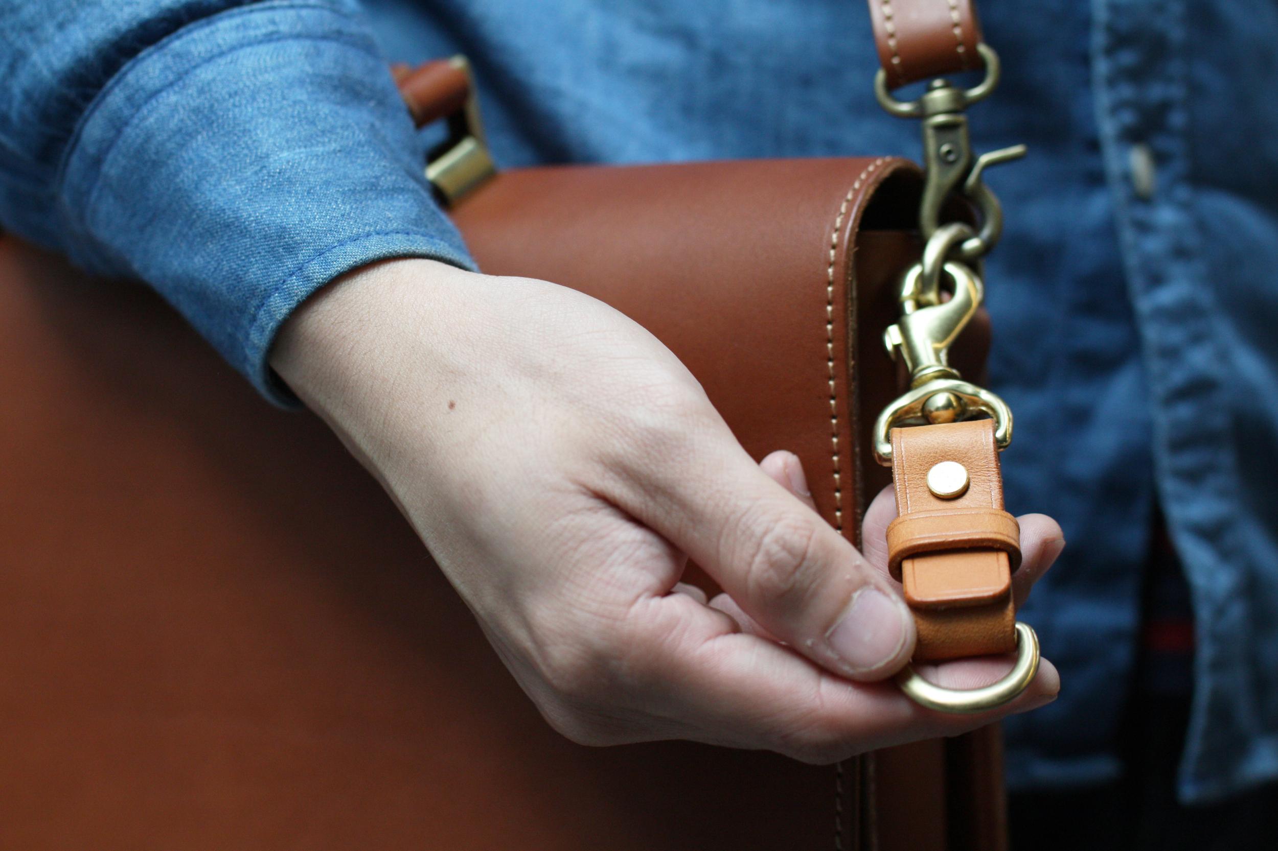 腰帶鑰匙圈(短)  課程:  ✕   商品:$ 1,080