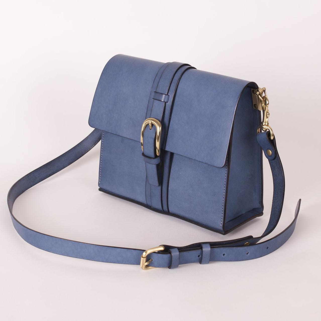 皮帶釦側背包