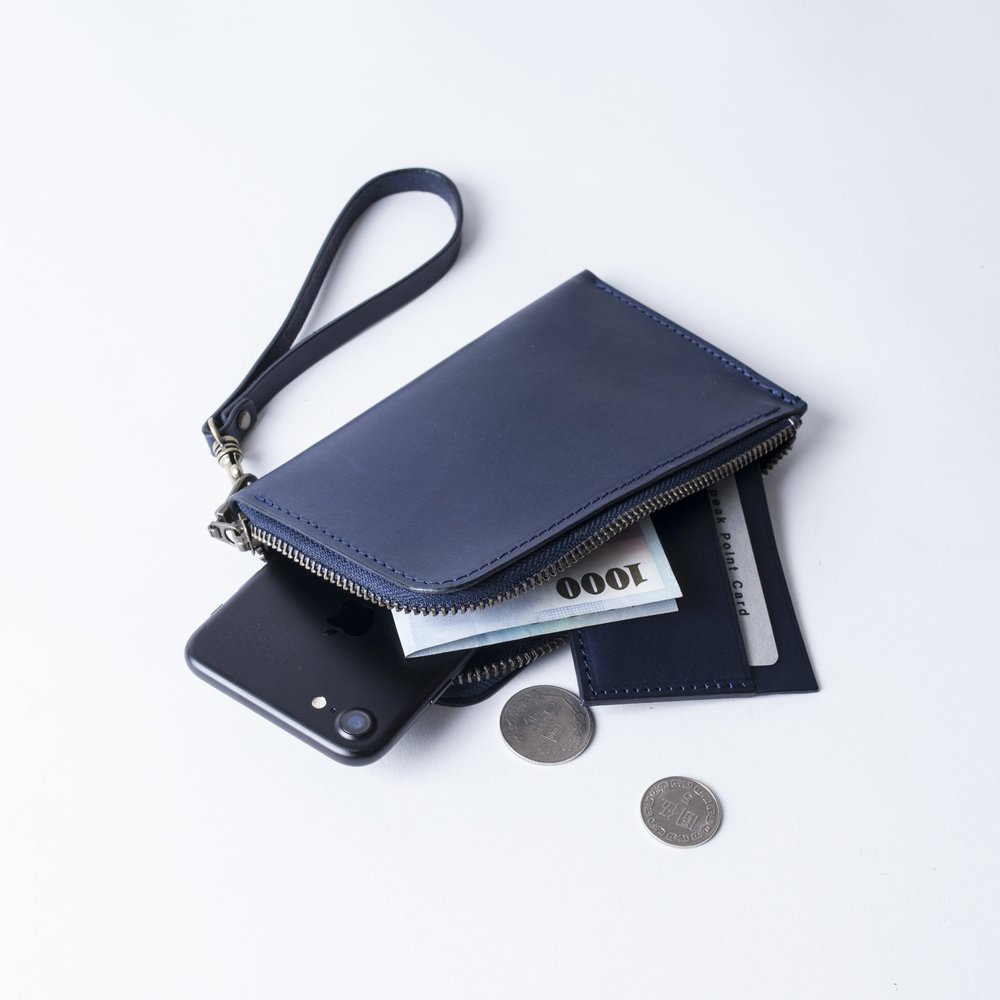 L型手機收納袋