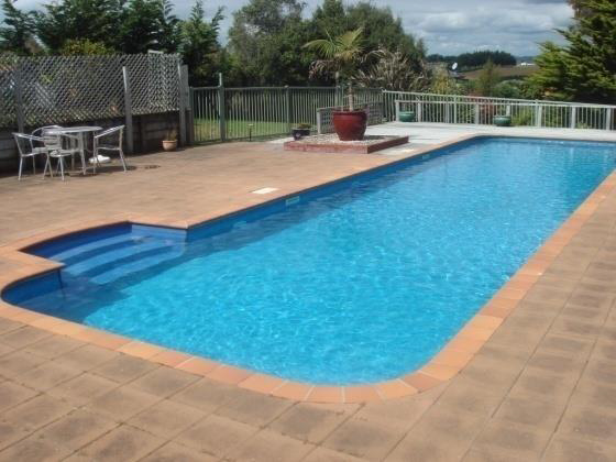 Pool completion