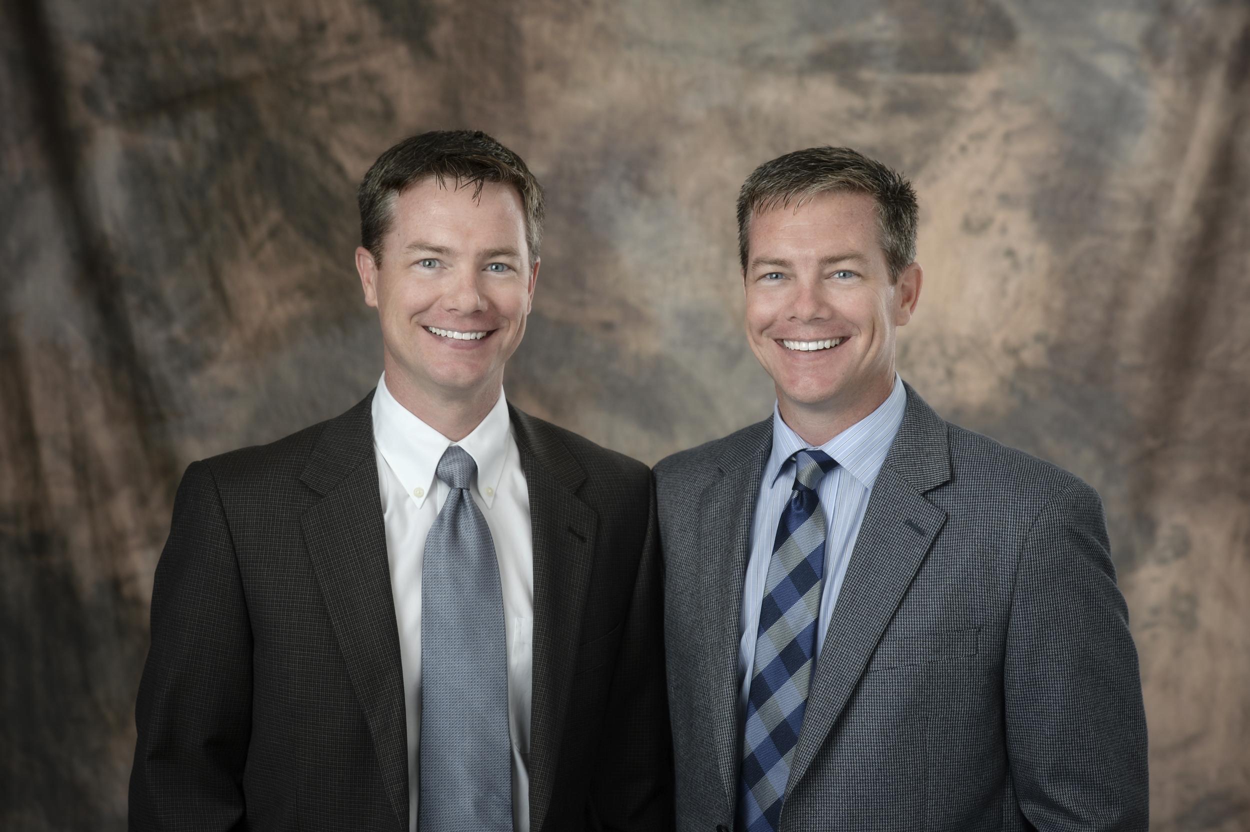 Craig and Andy Bowman