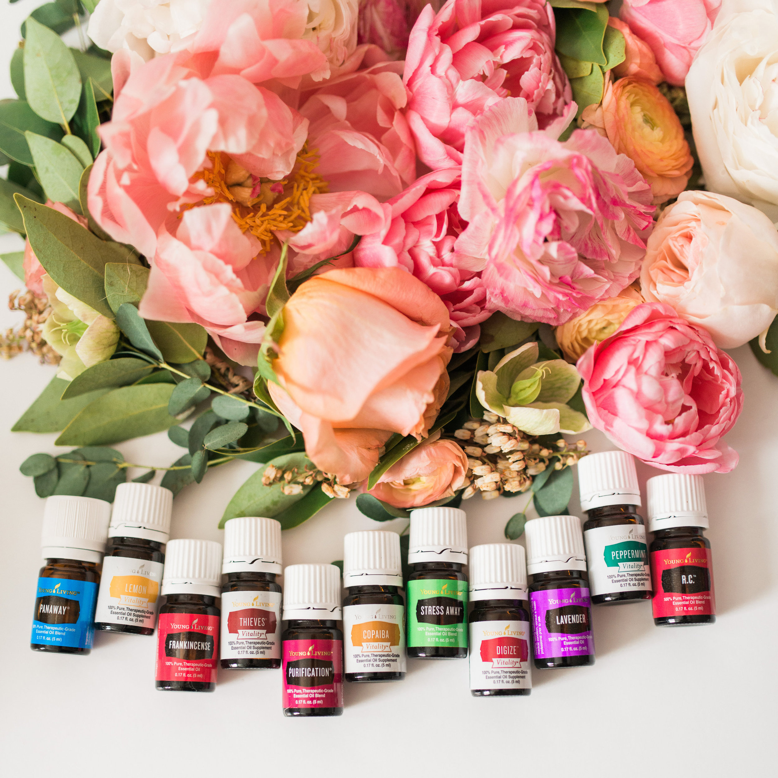Why Young Living? What are the reasons I chose them over another brand? And why I decided to take the plundge and build a powerful wellness business with them?  - Read more here...
