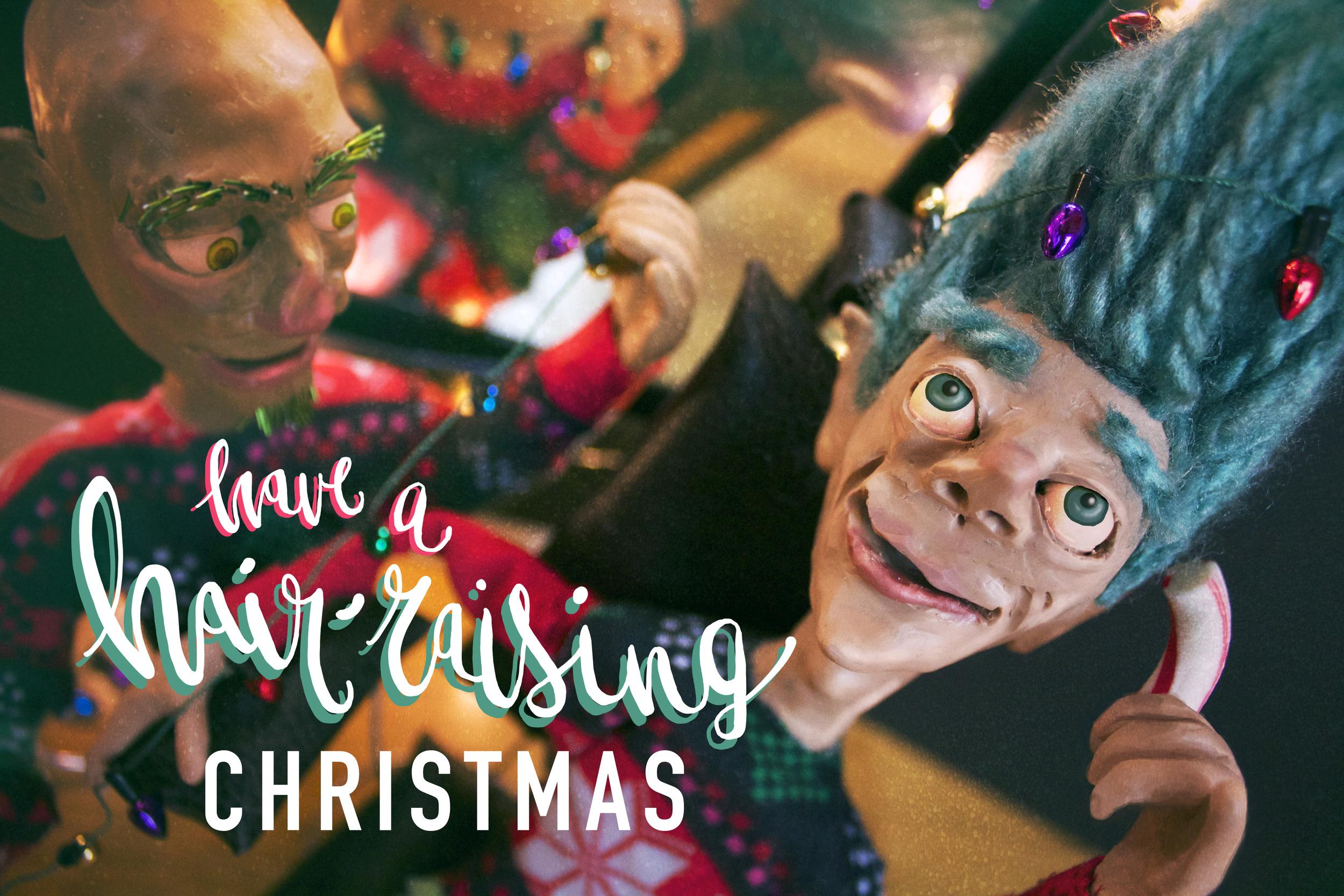 Hair-Raising Christmas, Final Image